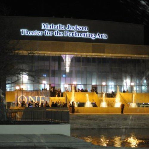 Mahalia Jackson Theater for the Performing Arts