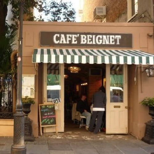 Cafe Beignet on Royal