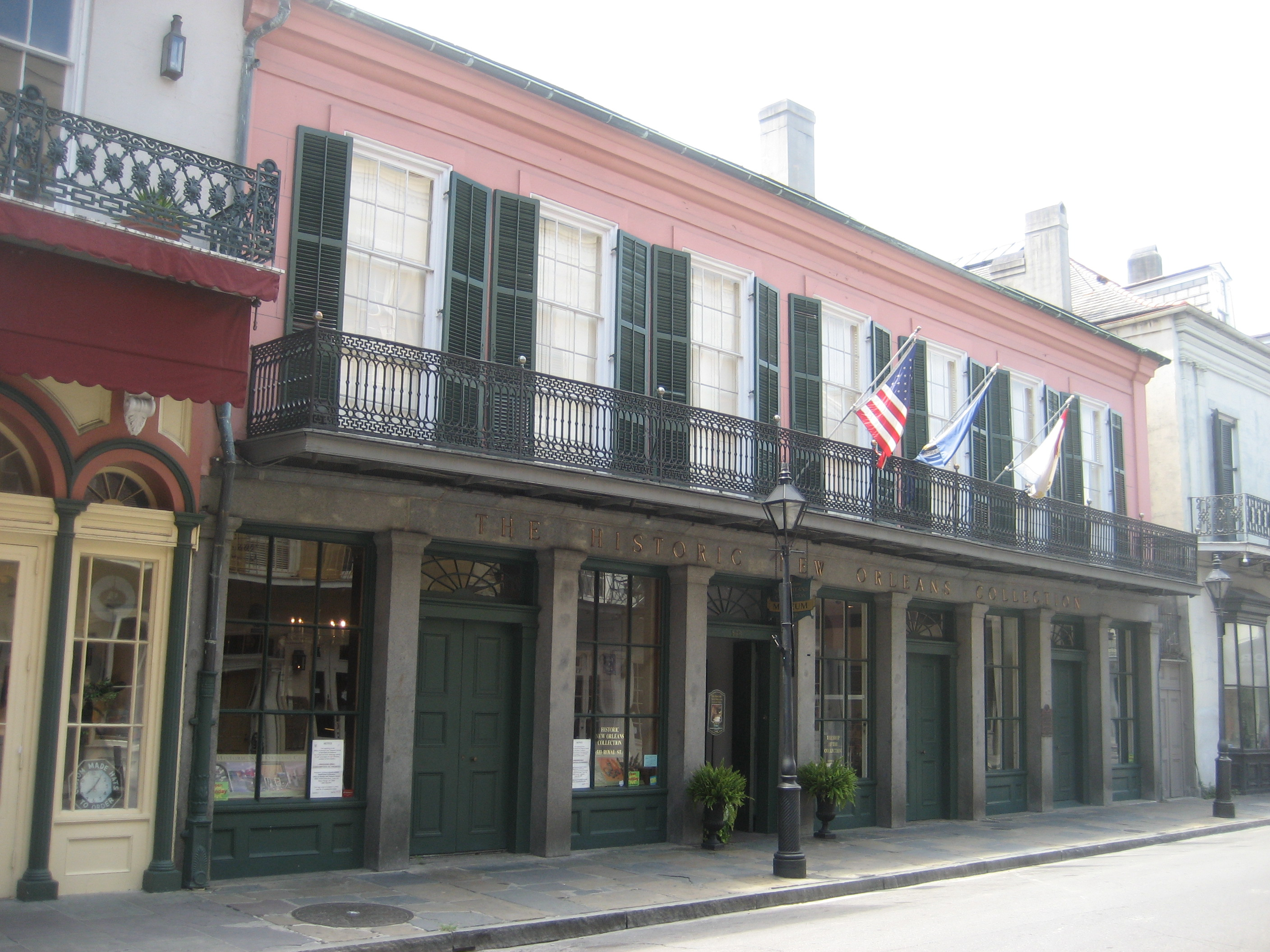 the historic new orleans collection frenchquarter com