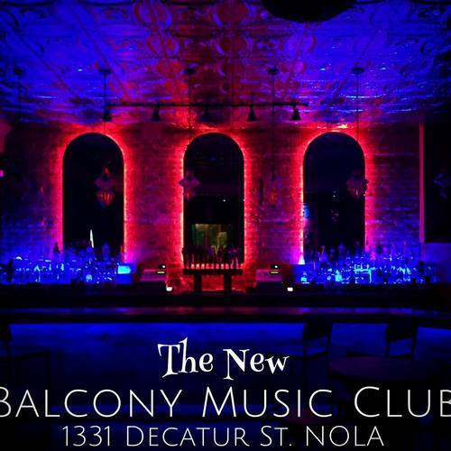 Balcony Music Club