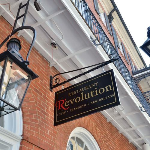 Restaurant R'evolution