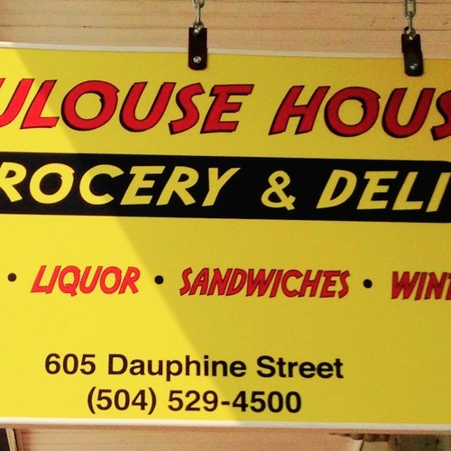 Toulouse House Grocery & Deli
