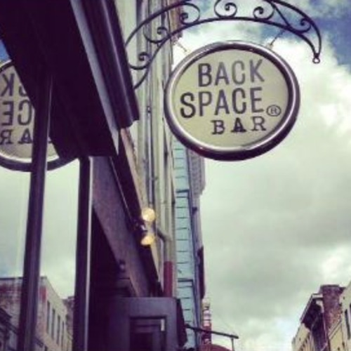 Backspace Bar