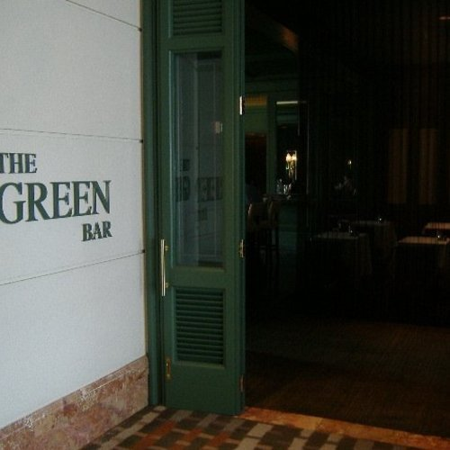 The Green Bar - Westin Hotel