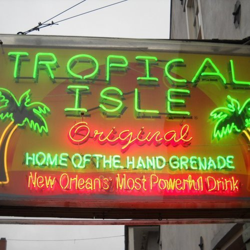 Tropical Isle Bourbon