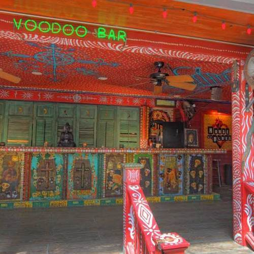 House of Blues - Voodoo Garden