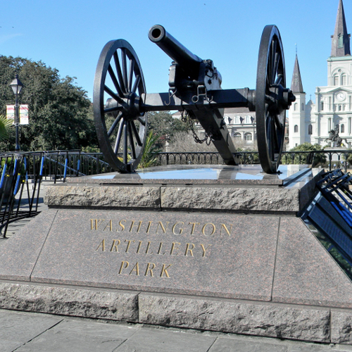 Washington Artillery Park