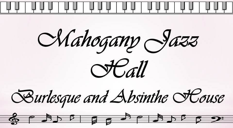 Tony Seville - Mahogany Jazz Hall