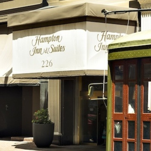 Hampton Inn and Suites - Downtown French Quarter
