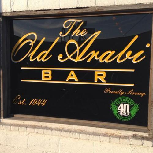 Old Arabi Bar