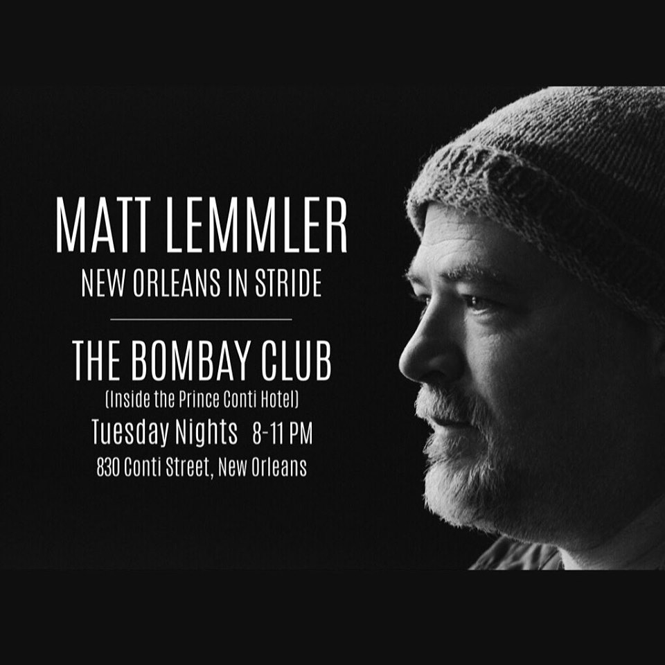 Matt Lemmler - Bombay Club