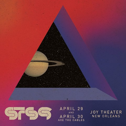 STS9 - Joy Theater