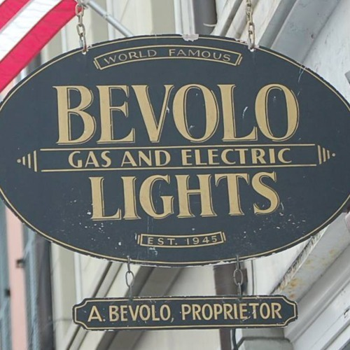 Bevolo Gas and Electric Lights - Conti St
