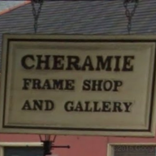 Frame Shop and Gallery