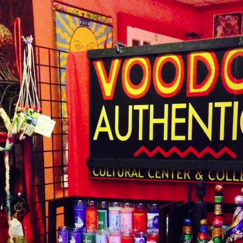 Voodoo Authentica of New Orleans Cultural Center & Collection