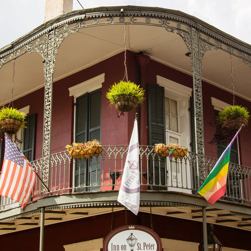 French Quarter Guest Houses- Inn on St. Peter