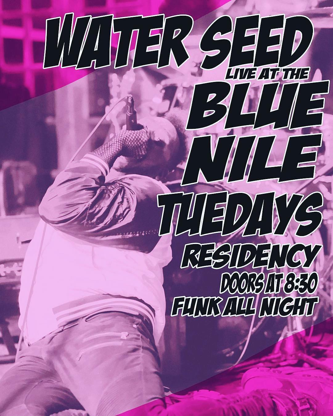 Waterseed - Blue Nile