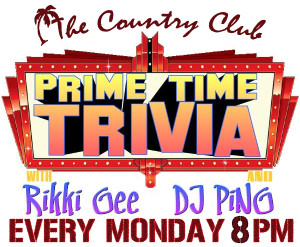 Club Trivia Night - The Country Club