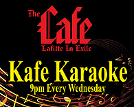 Kafe Karaoke - Cafe Lafitte in Exile