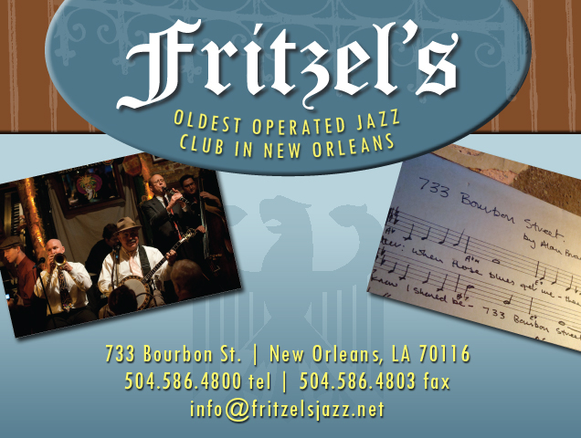Charlie Fardella & Richard Scott - Fritzel's European Jazz Pub