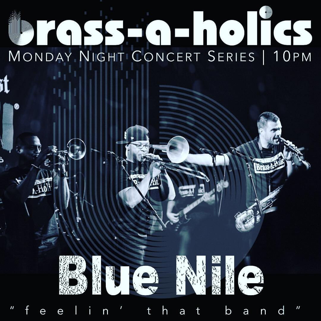 Brass A Holics - Blue Nile