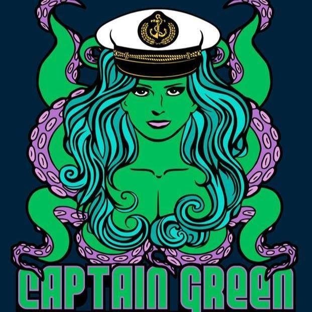 Captain Green - Balcony Music Club