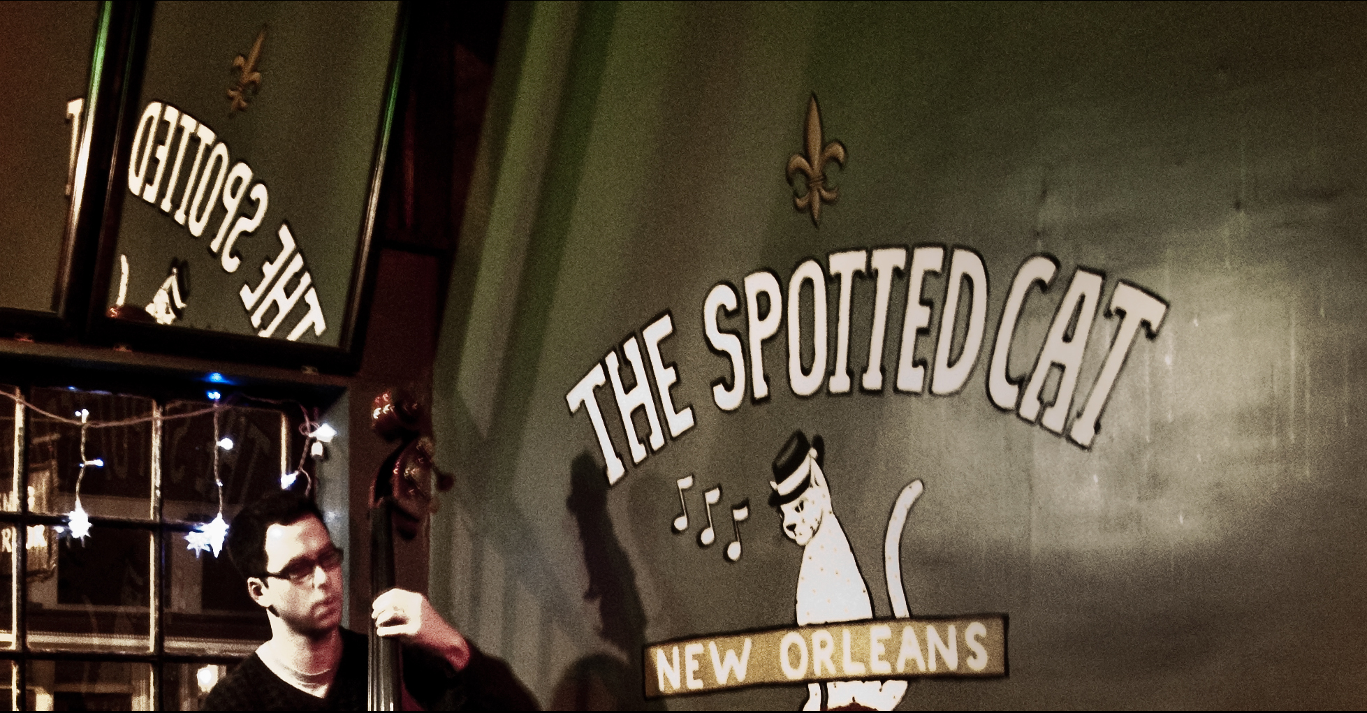 Smokin' Time Jazz Club - The Spotted Cat