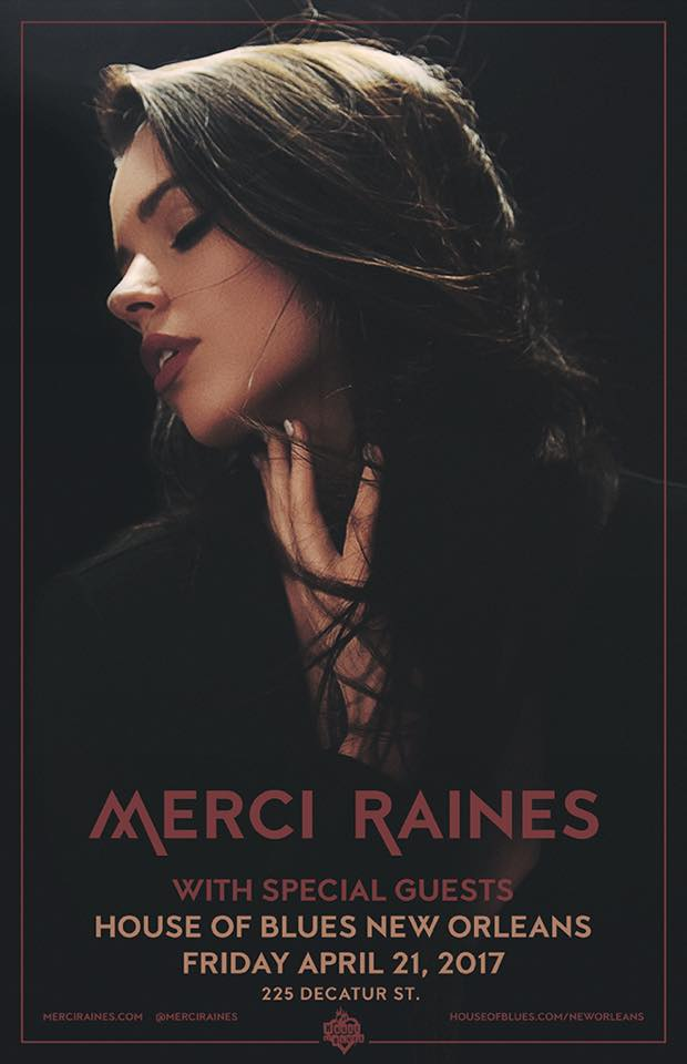 Merci Raines - House of Blues
