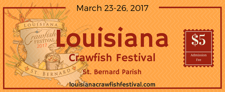 Louisiana Crawfish Festival 2017