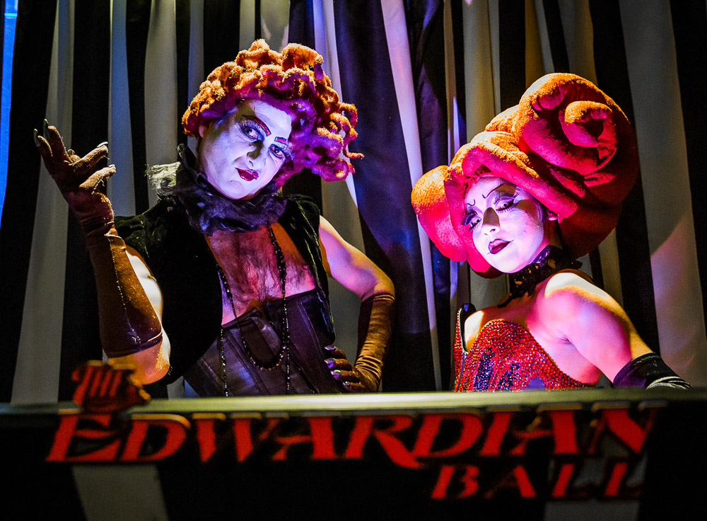 The Inaugural Edwardian Ball - Generations Hall