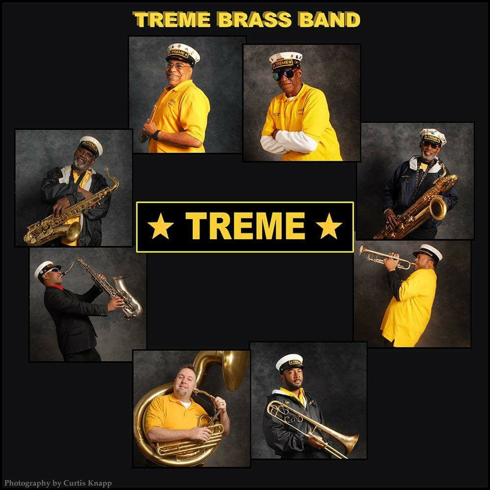 Treme Brass Band - d.b.a