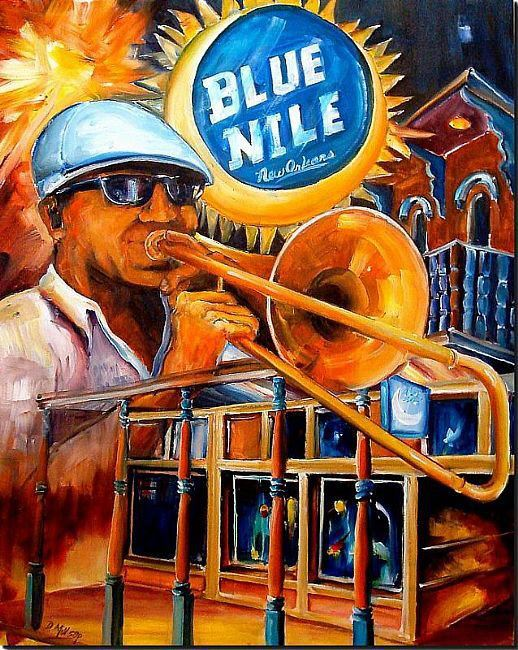 Steve Kelly & Friends - Blue Nile
