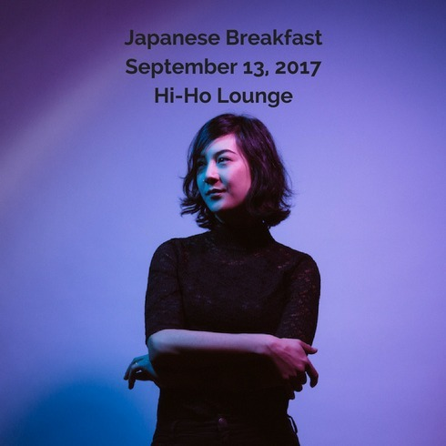 Japanese Breakfast – Soft Sounds From Another Planet Tour - Hi Ho Lounge