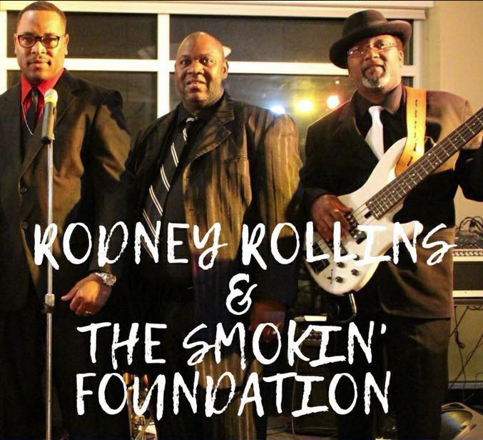 Rodney Rollins & The Smokin' Foundation - Kermit's Mother In Law Lounge