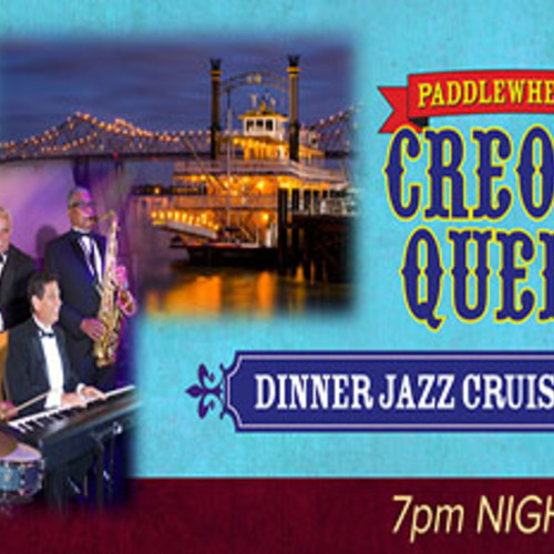 Creole Queen - Dinner Jazz Cruise