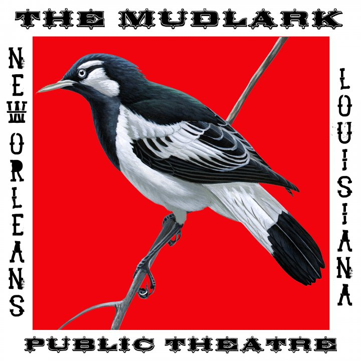 Sandy Ewen and The Death Posture - The Mudlark Public Theatre