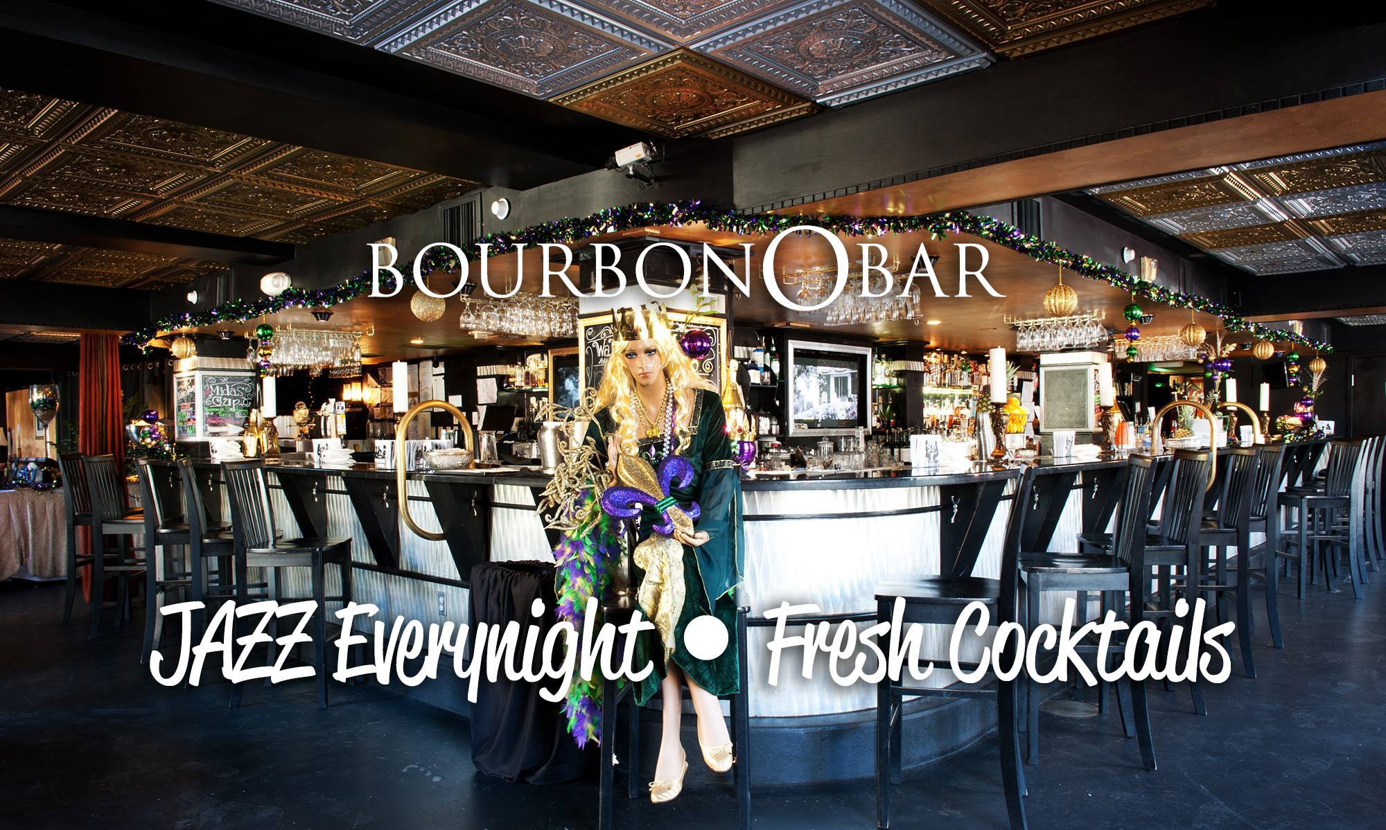 Prohibition All Stars - Bourbon O Bar at The Bourbon Orleans