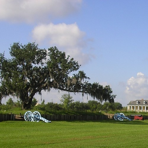 Chalmette Battlefield & National Cemetery