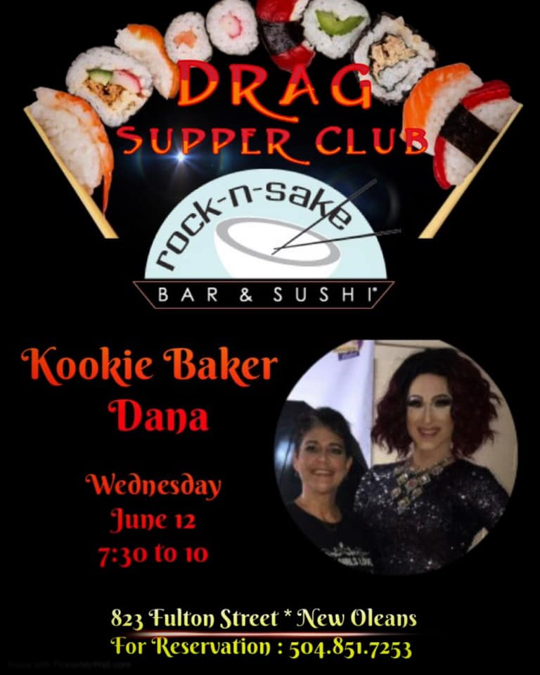 Drag Supper Club - Rock N Sake Bar & Sushi