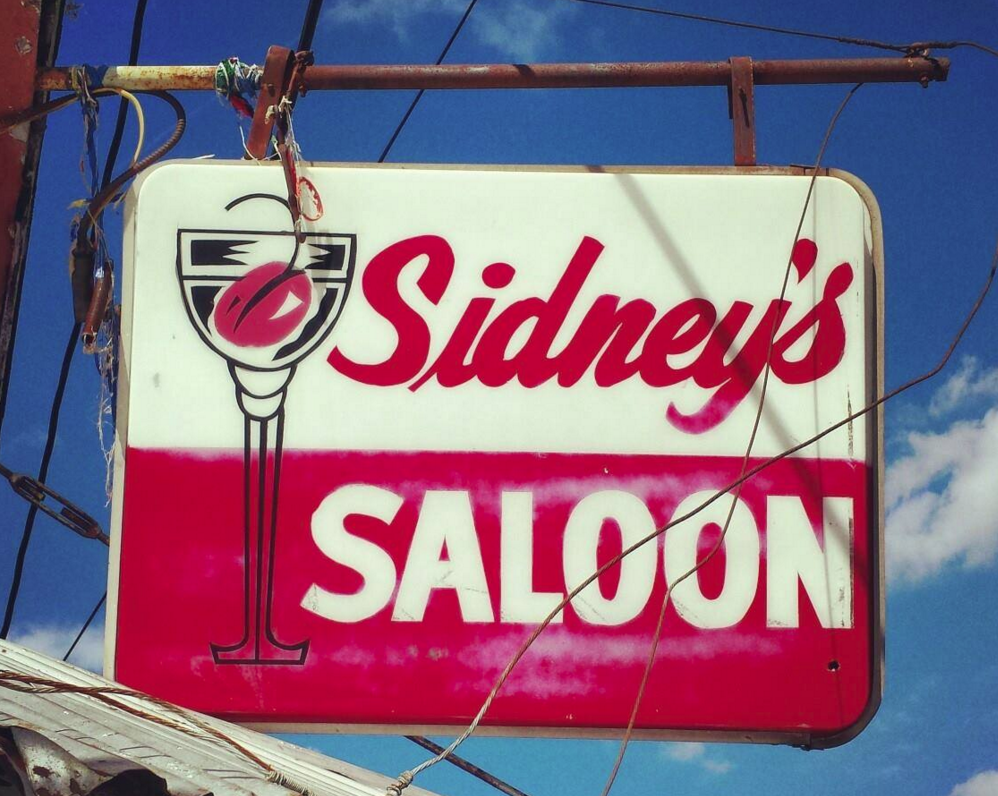 Blue Tang People - Sidney's Saloon