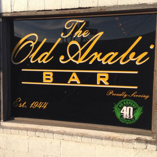 Mike Darby & Friends - Old Arabi Bar