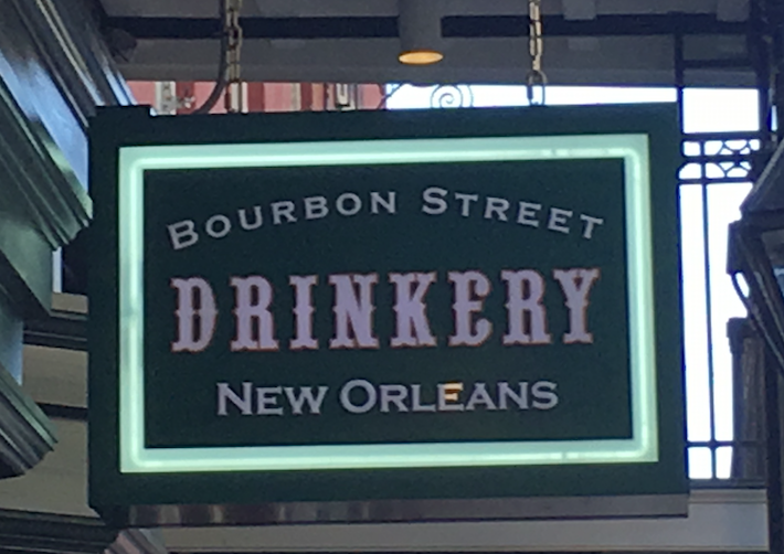 Big Mike and The R&B Kings - Bourbon Street Drinkery