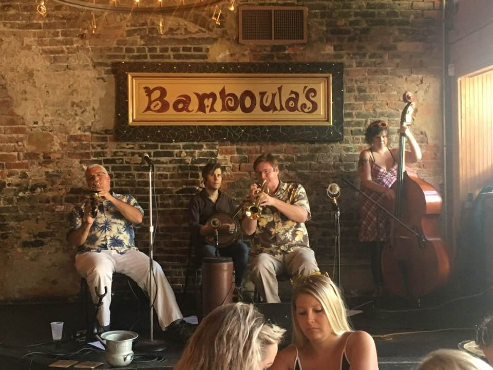 The Adventure Continues - Bamboula's