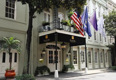 French quarter hotels new orleans hotels hotels in the for Best boutique hotels french quarter