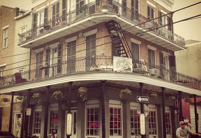 French quarter shopping guide french market and new for Tattoo shops french quarter new orleans
